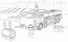 Malvorlage Lego Feuerwehr 60061 Great Vehicles Coloring Pages Lego 174 City Lego