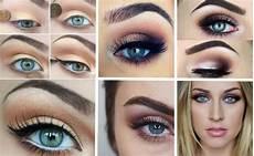 Augen Make Up Blaue Augen - 5 ways to make blue pop with proper eye makeup