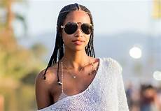 coachella hairstyles and festival hair trends that don t require a flower crown