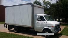 1995 chevy box truck 1995 chevrolet c 30 box truck