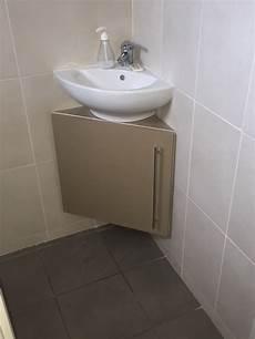 Meuble Sous Vasque D Angle Par Tacoule38 Sur L Air Du Bois