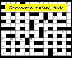 crossword puzzle makers