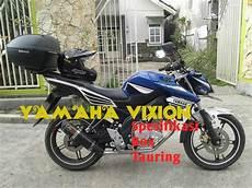 Vixion Touring by Yamaha Vixion Touring Box Spesifikasi