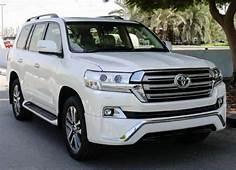 2018 Toyota Land Cruiser Redesign Release Price Engine