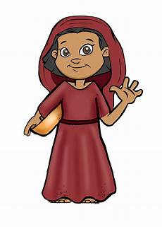 Bible Character Clipart