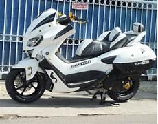 Modifikasi Nmax Touring by Foto Modifikasi Yamaha Nmax Touring Dengan Gaya Moge Matic