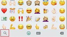 whatsapp nach emojis suchen so geht s chip