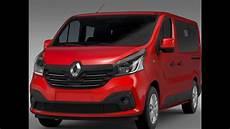 Renault Trafic 2018 - new 2018 renault trafic minibus