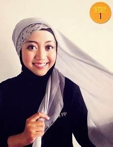 Cara Memaki Jilbab Yang Simpel Aisyah