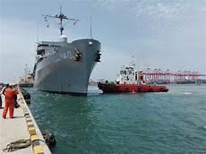 port side advantis extends port side logistics support to uss frank