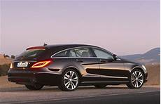 Mercedes Cls Shooting Brake 2012 Road Test Road