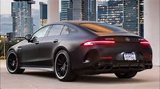2019 Mercedes Amg Gt 63 S 4matic 4 Door Sports Car With