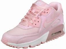 nike air max 90 se mesh gs shoes pink