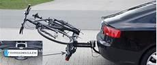 thule easyfold xt 2 test faltbarer fahrradtr 228 ger f 252 r die ahk