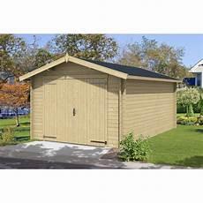garage de jardin pas cher garage en bois mauritius 16 40m 178 garage abris de