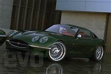 growler e type replica 03 sheet metal ジャガー コンセプトカー 車