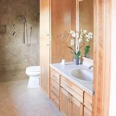 bathroom ideas oak 75 most popular oak cabinets bathroom design ideas for