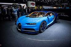 2018 Bugatti Chiron Picture 668270 Car Review Top Speed