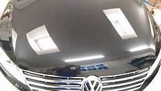 steinschlag motorhaube smart repair vw passat cc schwarz steinschlag reparatur