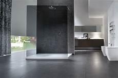 box doccia mosaico come arredare il bagno con il nero ideagroup