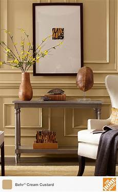 muted yellow paint colors
