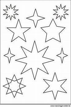 Www Malvorlagen Sterne Lernen Sterne Zum Ausmalen Ausmalbilder F 252 R Kinder Schule