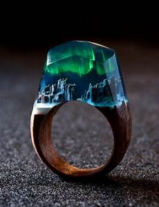 Secret Wood Rings Janet Carr