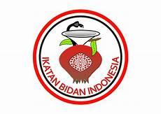 logo ibi ikatan bidan indonesia vector free logo