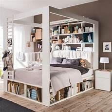 camere con letto a baldacchino letto a baldacchino con libreria serie 4 you by vox amf