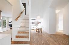 Haus K Offener Wohnbereich Modern Treppen K 246 Ln