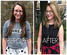lob haircut before and after george northwood salon review i got a lob the lovely list