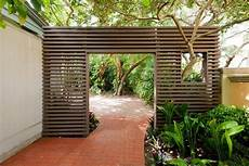 Modern Gates And Fences Landscape Midcentury With Ta