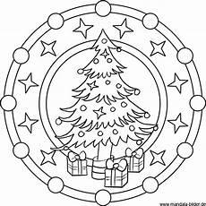 Ausmalbilder Weihnachten Kostenlos Pdf Mandala Malvorlage Zu Weihnachten Weihnachtsbaum