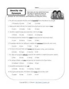 punctuation worksheets k12 20817 adjective synonyms k12 adjective worksheet grammar worksheets synonym worksheet