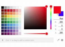 color picker component winforms ultimate ui