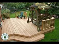 Deck Plans Step By Step How To Build A Deck With Plans