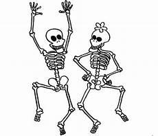Ausmalbilder Zum Ausdrucken Kostenlos Tanzen Ausmalbild Tanzende Skelette Kostenlos Ausdrucken