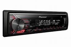 Pioneer Mvh 390bt Autoradio 1 Din E 2 Din Autoradio 1