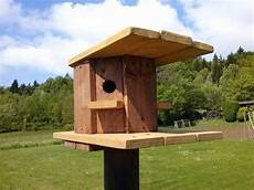 Cabane 224 Oiseaux En Bois De Palette