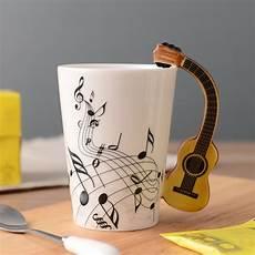 guitar coffee mug novelty guitar ceramic mug ceramic tea mug coffee mugs musical items drinkware