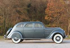 Classic 1934 Chrysler Imperial Airflow CV For Sale  Dyler