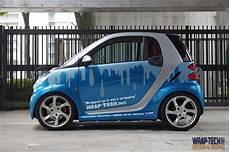 Smart Smart Car Wrap Wrapfolio