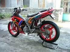 Modifikasi Shogun Sp 125 Kopling by Gambar Modivikasi Motor Foto Modivikasi Suzuki Shogun