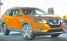 nissan updates the compact rogue crossover for 2017 and