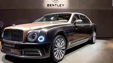 the best 2018 bentley mulsanne mulliner youtube