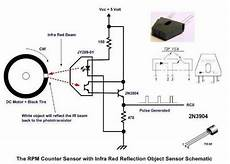 1992 Chevy 10 Pulse Generator Wiring Diagram by Contactless Digital Tachometer Using Pic Microcontroller
