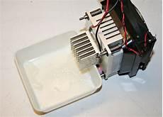 Luftentfeuchter Mit Peltier Element Elektronische Basteleien