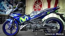Modifikasi Mx King Movistar by Foto Gamblang Yamaha Jupiter Mx King Versi Motogp Movistar