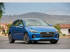 2018 Hyundai Elantra GT First Drive Review