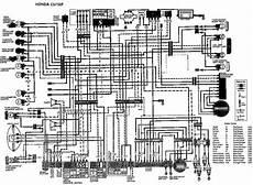 honda 750r wiring diagram electrical wiring diagram of honda cb750f 60489 circuit and wiring diagram